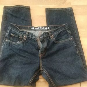Aeropostale Bowery Slim Straight Jeans (2 for $20)